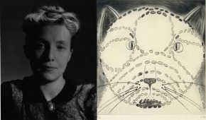 Louise Bourgeois, cat
