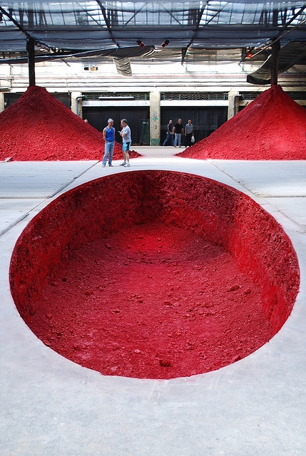 Аниш Капуо Anish Kapoor