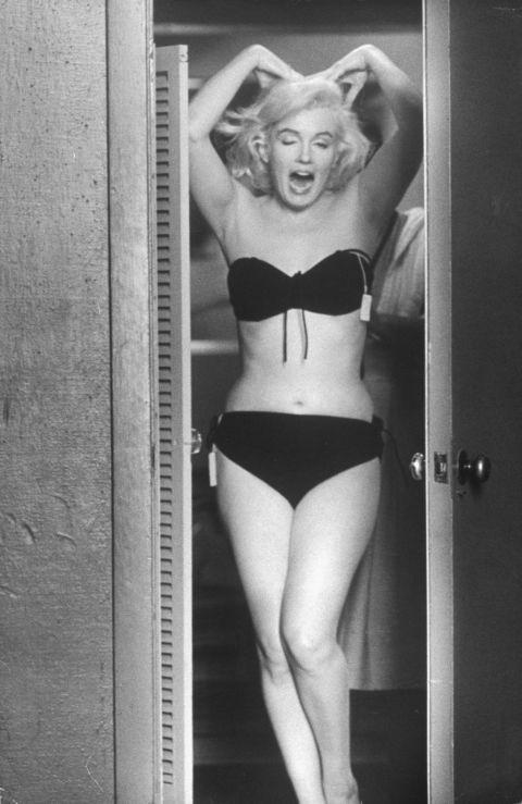 Редкие фото Мэрелин Монро. 1956 год. Мэрилин Монро