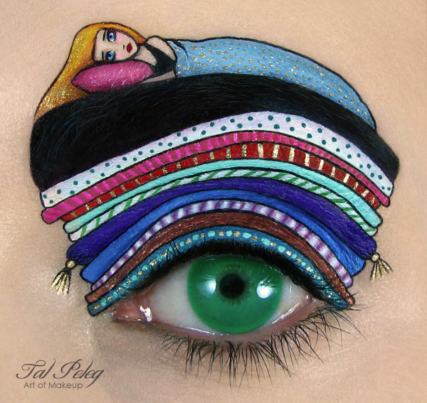 hurmahurma art photo  tal-peleg-eye-makeup-art